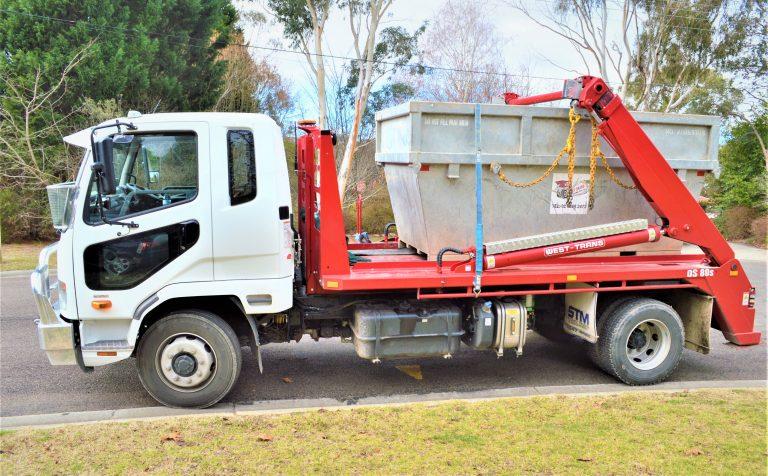 waste disposal services